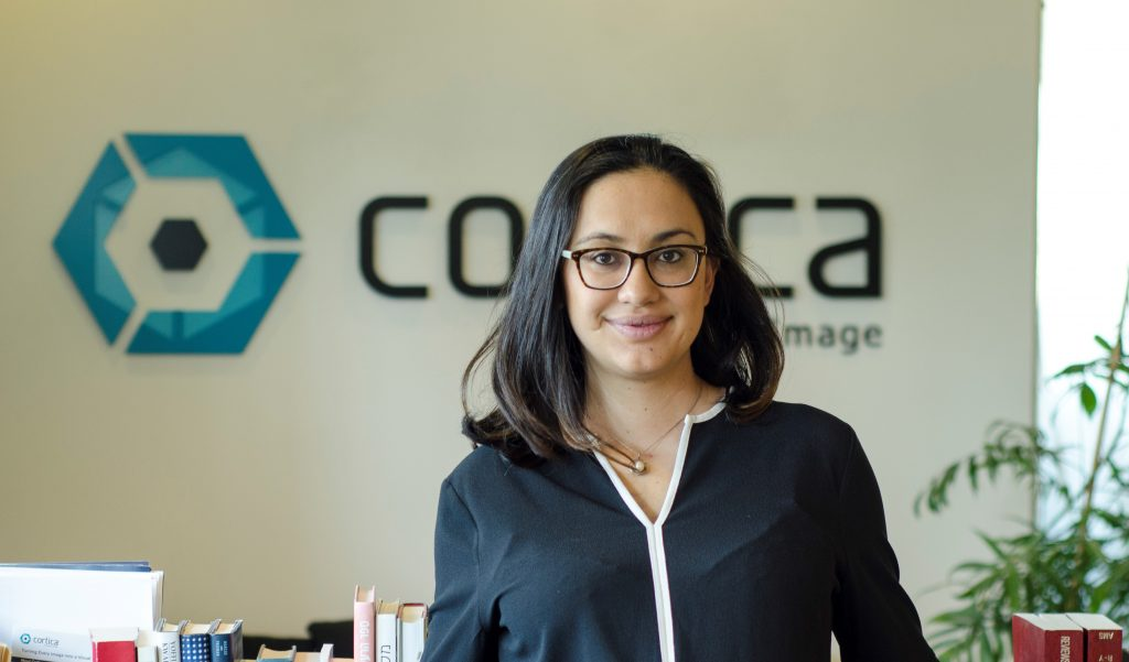 Karina Odinaev, co-founder and COO of Cortica