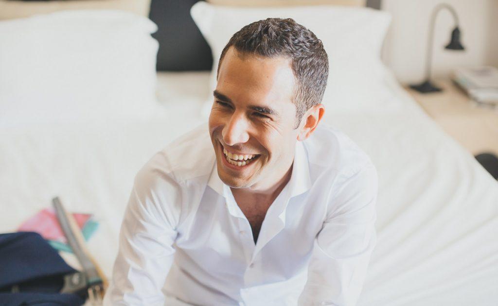 Doron Meyassed, founder of the Plum Guide. Courtesy