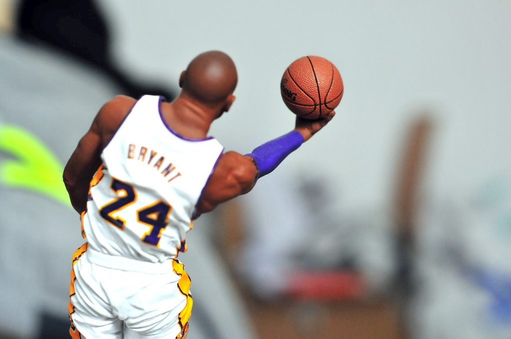 Kobe Bryant. Photo by tookapic on Pixabay