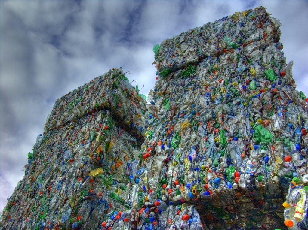 Plastic bottles. Photo by Martin Abegglen via Flickr, CC BY-SA 2.0