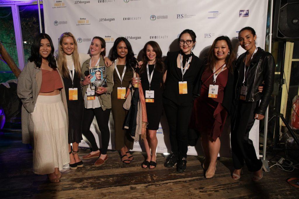 Forbes Women Under 30 Summit. Courtesy.