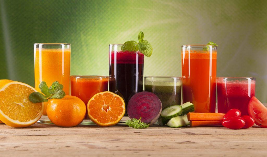 Fruit juice. Deposit Photos