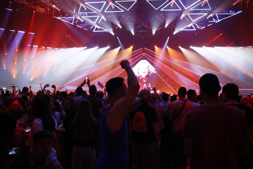 Tel Aviv Kicks Up Its Party All Day All Night Vibe For