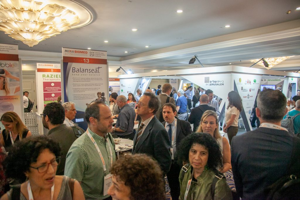 A photo from Mixiii-Biomed 2018. Courtesy