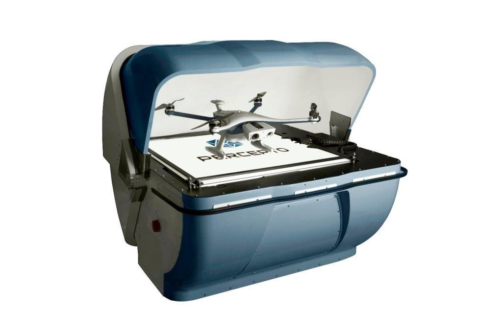 Percepto's 'Sparrow' drone. Courtesy