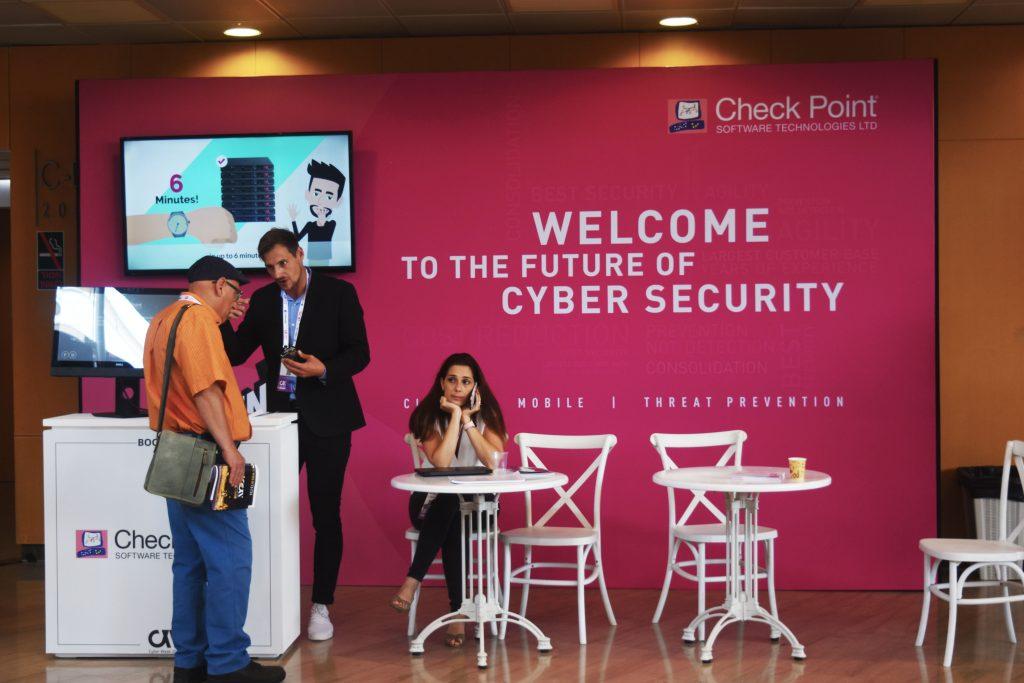 Cyber Week 2019, June 26, 2019. Photo by Anjali Berdia