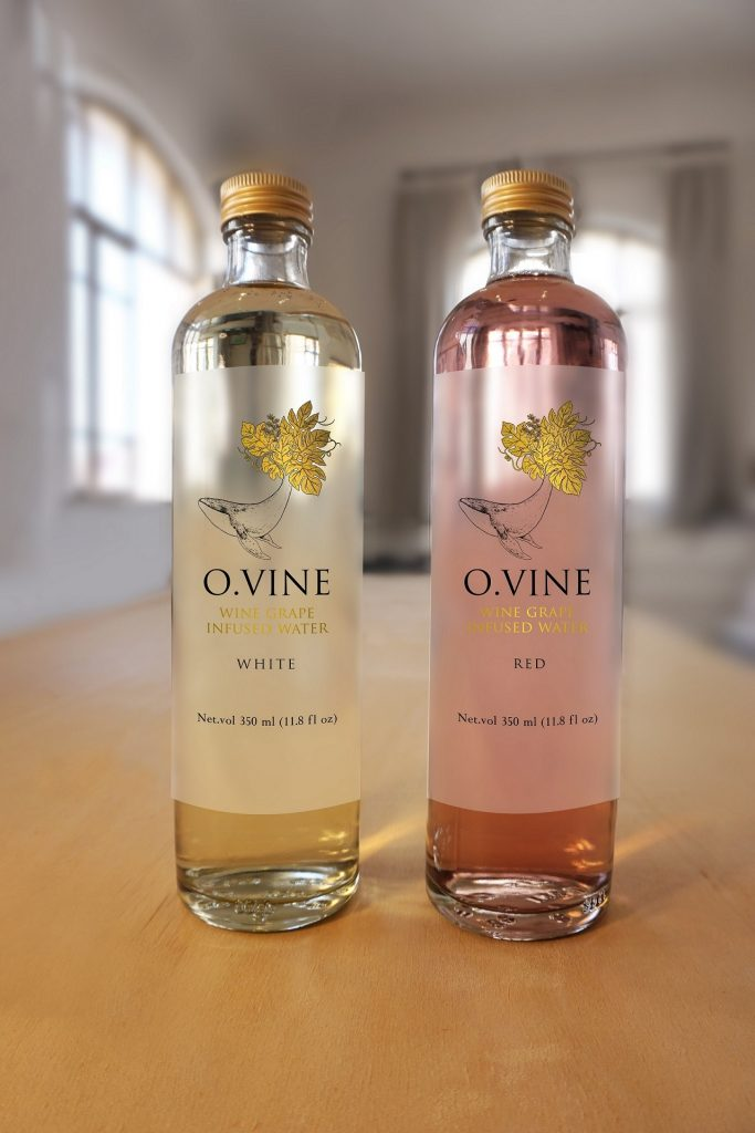 Wine Water's O Vine. Courtesy