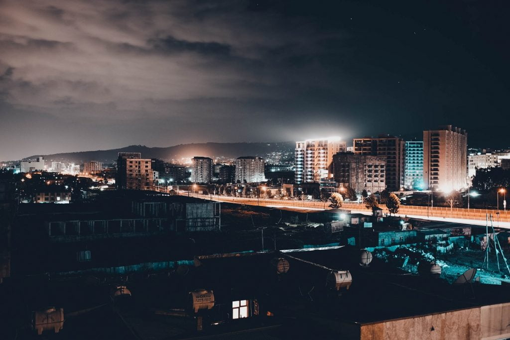 A view of Addis Ababa, Ethiopia. Photo by Daggy J Ali on Unsplash