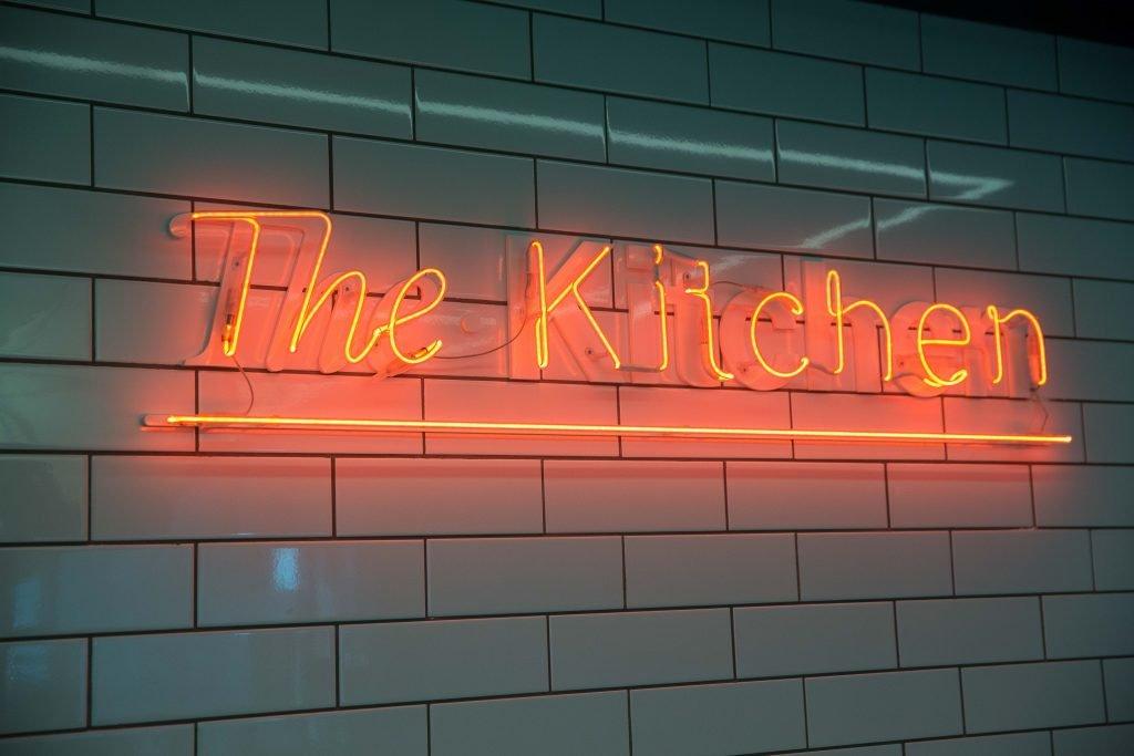 The Kitchen tech incubator. Courtesy