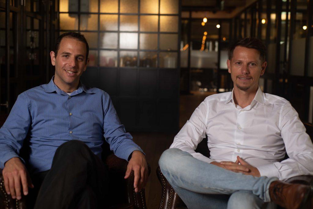 Aurora Labs co-founders Ori Lederman and Zohar Fox. Courtesy