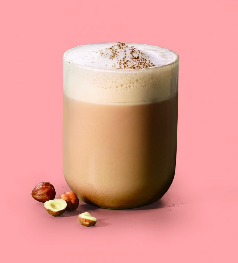 A hazelnut-cacao drink from Cannibble's brand The Pelicann. Courtesy