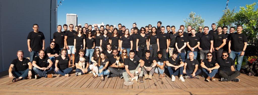 The UVeye team. Courtesy