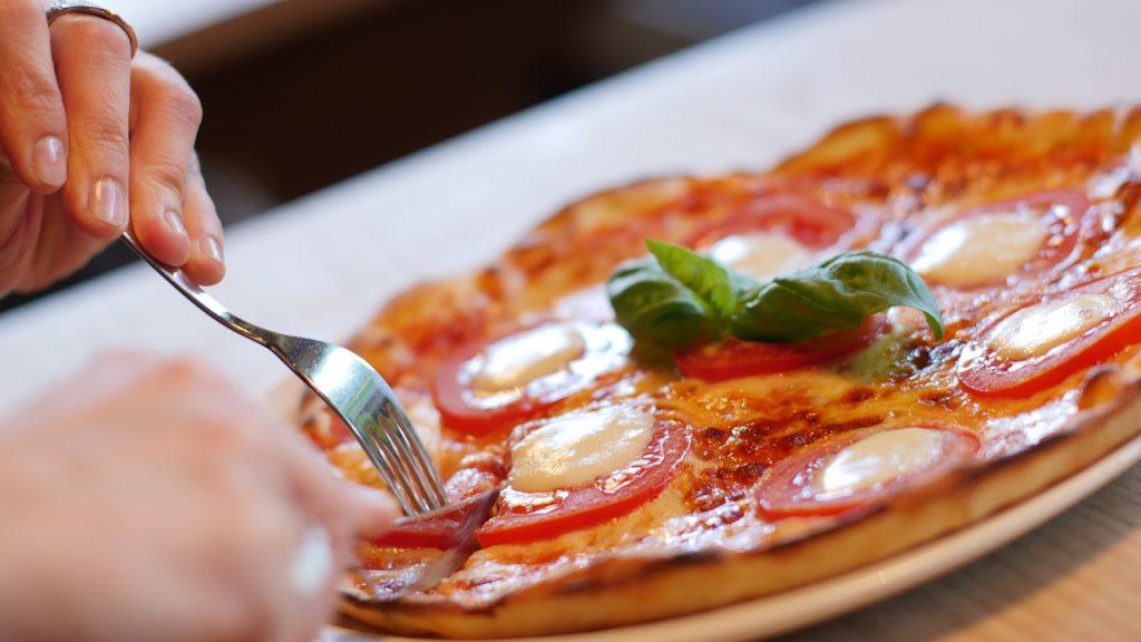 Pizza. Illustrative. Photo via Pixabay