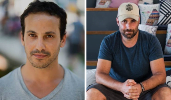 Venn's Or Bokobza, left, and Selina's Rafael Museri, right. Photos: Courtesy