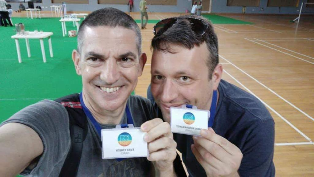 2 Israeli Players Take Part In Scrabble World Championship