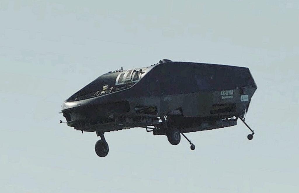 The Cormorant by Tactical Robotics. Courtesy