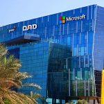 Microsoft's campus in Haifa, Israel. Deposit Photos