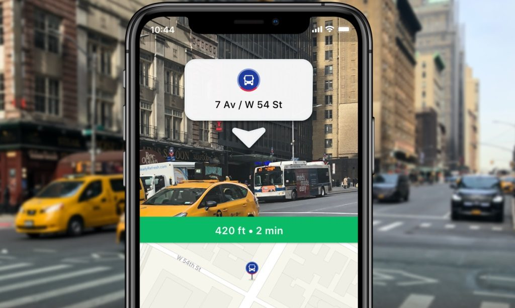Israeli Transit Firm Moovit Launches AR Feature For Better Navigation | News Briefs - NoCamels - Israeli Innovation News