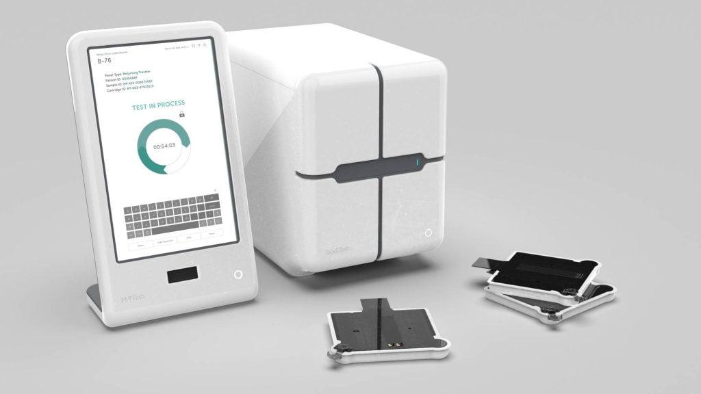 BATM Advanced's diagnostics platform NATlab by its subsidiary Ador Diagnostics. Courtesy