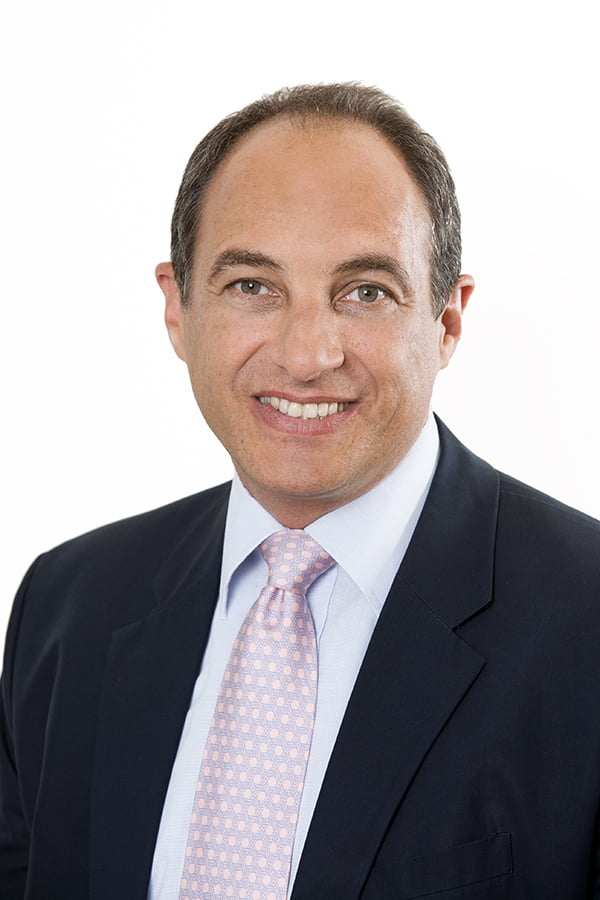 Edouard Cukierman, chairman of Cukierman & Co Investments House and managing partner at Catalyst funds. Courtesy