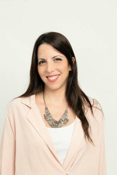 Renana Ashkenazi, a Principal at Grove Ventures. Photo: David Grub, courtesy of Grove Ventures