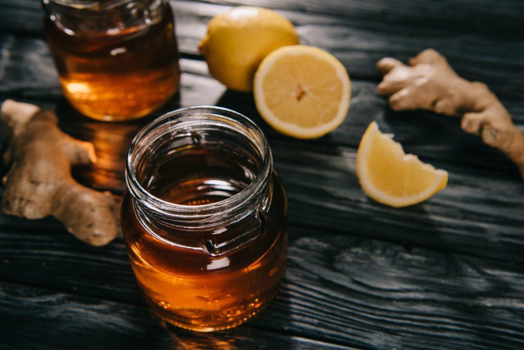 Kombucha tea. Illustrative. Deposit Photos