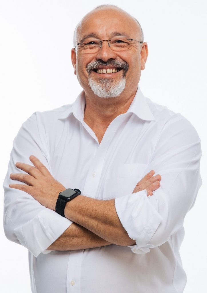 Noam Froimovici, general manager of Kaspersky Israel. Photo: Kaspersky
