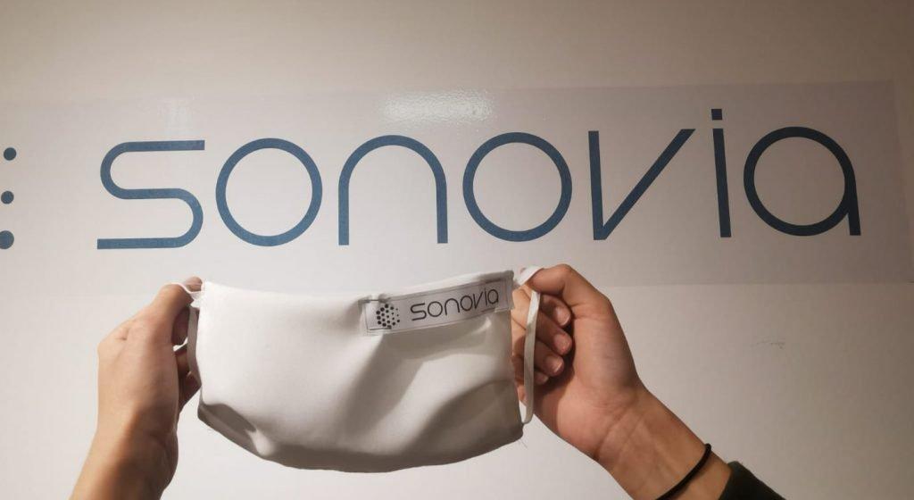 Israeli startup Sonovia developed anti-pathogen finishing tech. Courtesy