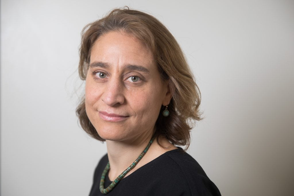 Professor Naomi Habib. Photo: Moshe Wolcowitz