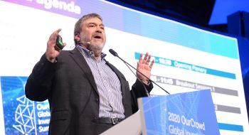 Jon Medved at the OurCrowd Summit 2020, February 2020. Photo: OurCrowd
