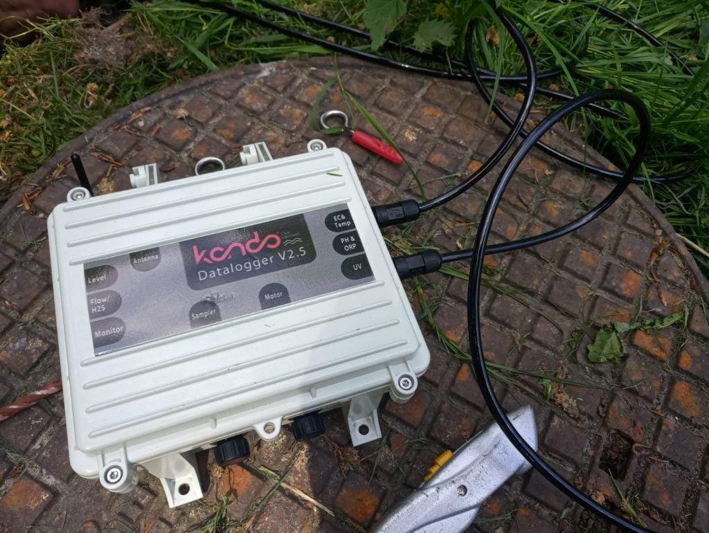 A Kando controller. Courtesy