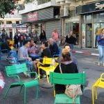 Levinski street in Tel Aviv. Photo: Tel Aviv Municipality