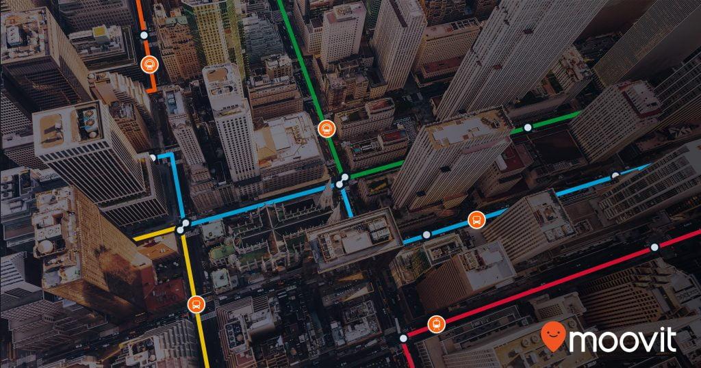 Moovit has over 750 million users on its web and mobile transportation app. Photo: Moovit