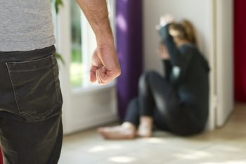 Domestic violence and abuse rates have increased due to the coronavirus lockdowns. Deposit Photos