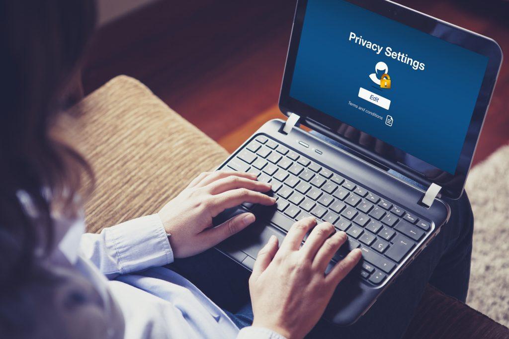 Mine helps users reclaim their personal data. Deposit Photos